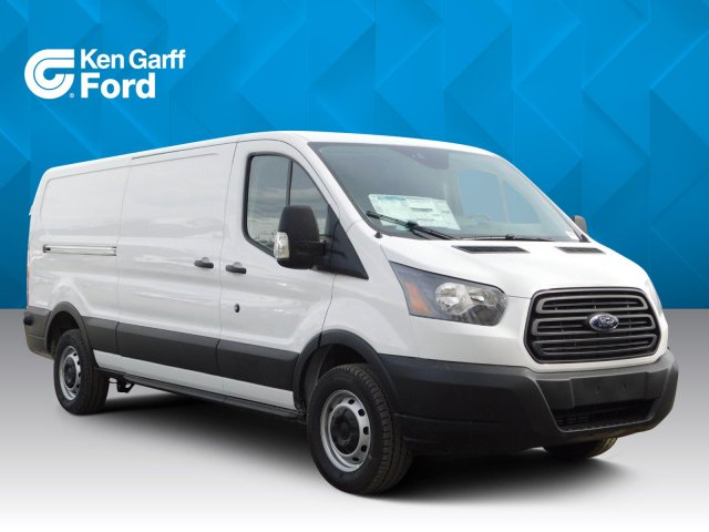 2019 Transit 150 Low Roof 4x2,  Empty Cargo Van #1F90783 - photo 1