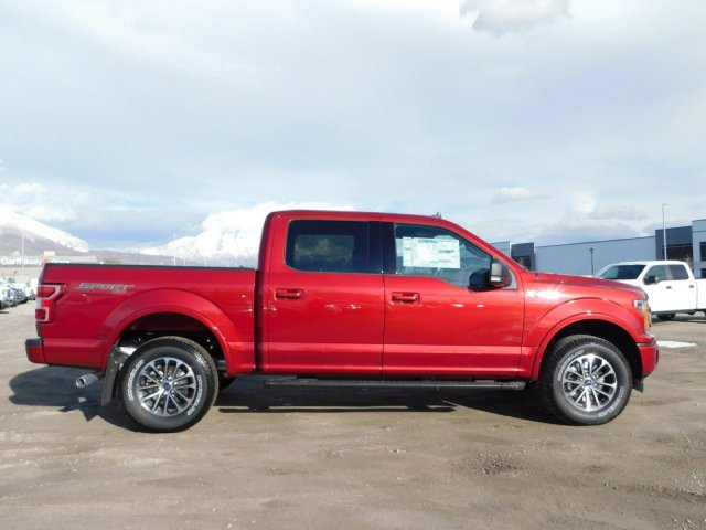 2019 F-150 SuperCrew Cab 4x4,  Pickup #1F90787 - photo 3