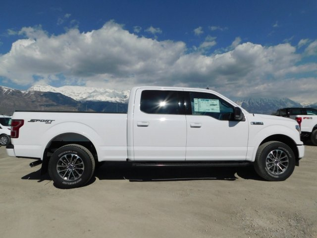 2019 F-150 SuperCrew Cab 4x4,  Pickup #1F90797 - photo 3