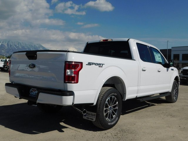 2019 F-150 SuperCrew Cab 4x4,  Pickup #1F90797 - photo 2