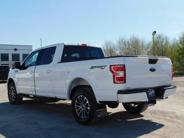 2019 F-150 SuperCrew Cab 4x4,  Pickup #1F90797 - photo 5