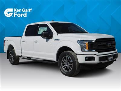 2019 F-150 SuperCrew Cab 4x4, Pickup #1F90797 - photo 1