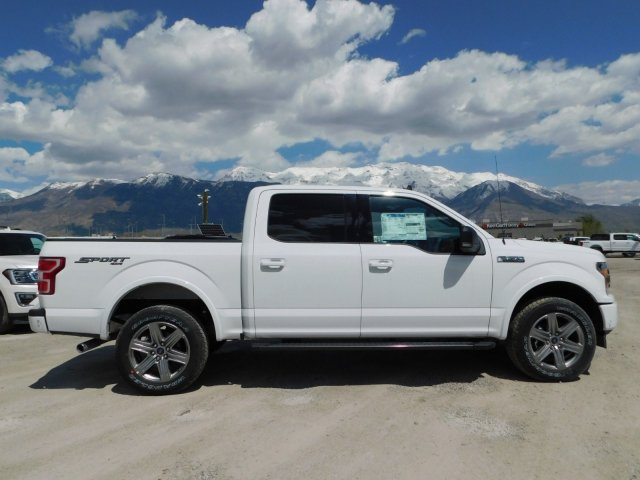 2019 F-150 SuperCrew Cab 4x4,  Pickup #1F90816 - photo 3