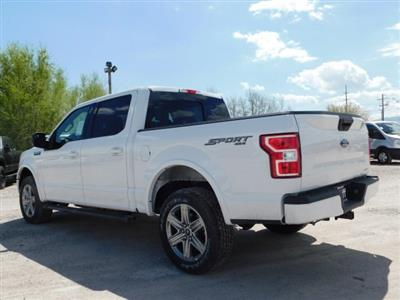 2019 F-150 SuperCrew Cab 4x4,  Pickup #1F90816 - photo 5
