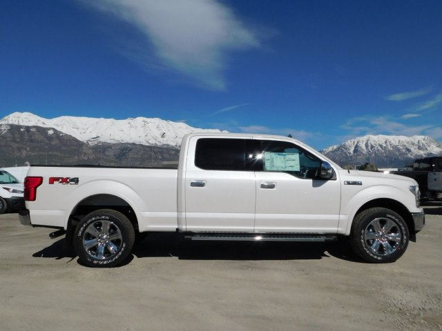 2019 F-150 SuperCrew Cab 4x4,  Pickup #1F90837 - photo 3