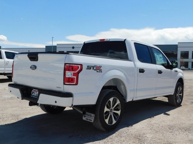 2019 F-150 SuperCrew Cab 4x4,  Pickup #1F90839 - photo 2