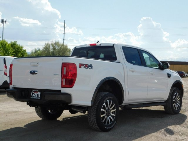 2019 Ranger SuperCrew Cab 4x4,  Pickup #1F90840 - photo 2