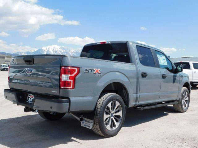 2019 F-150 SuperCrew Cab 4x4,  Pickup #1F90844 - photo 2