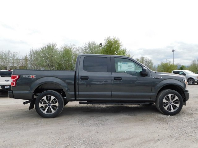 2019 F-150 SuperCrew Cab 4x4,  Pickup #1F90856 - photo 3