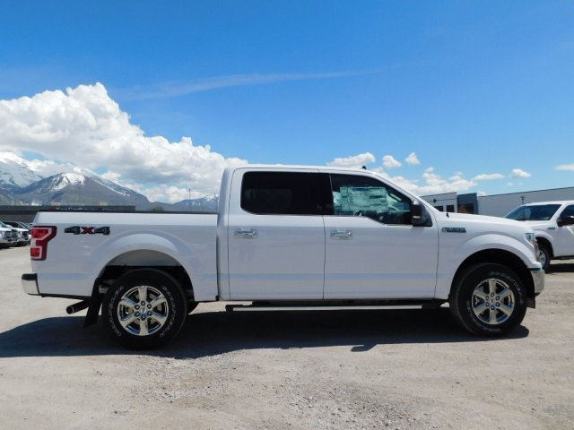 2019 F-150 SuperCrew Cab 4x4,  Pickup #1F90860 - photo 3