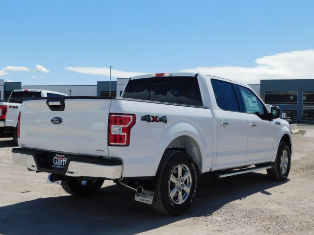 2019 F-150 SuperCrew Cab 4x4,  Pickup #1F90860 - photo 2