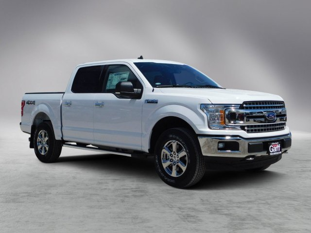2019 F-150 SuperCrew Cab 4x4,  Pickup #1F90860 - photo 8