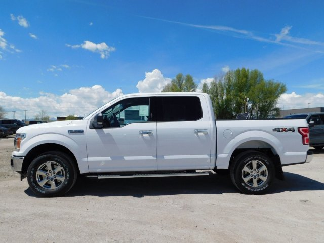 2019 F-150 SuperCrew Cab 4x4,  Pickup #1F90861 - photo 5