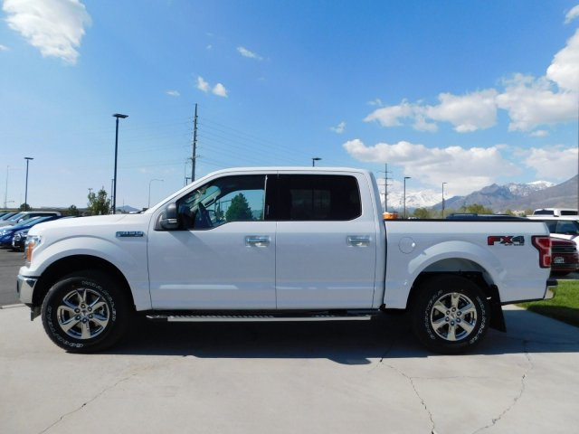 2019 F-150 SuperCrew Cab 4x4,  Pickup #1F90876 - photo 2