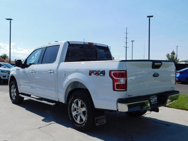 2019 F-150 SuperCrew Cab 4x4,  Pickup #1F90885 - photo 5