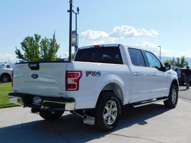 2019 F-150 SuperCrew Cab 4x4, Pickup #1F90887 - photo 2