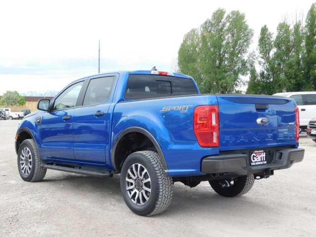 2019 Ranger SuperCrew Cab 4x4,  Pickup #1F90891 - photo 5