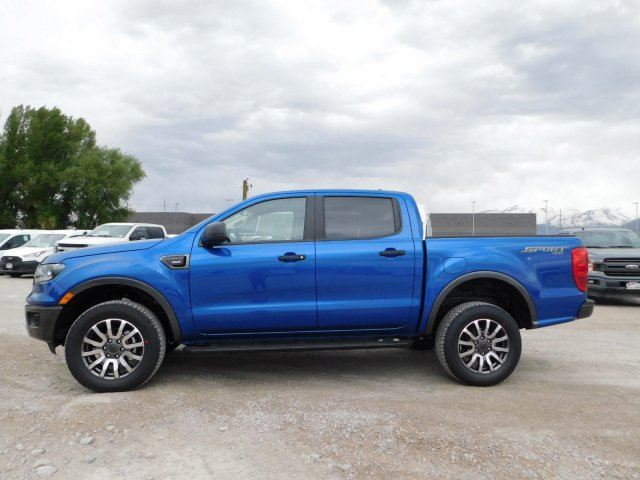 2019 Ranger SuperCrew Cab 4x4,  Pickup #1F90891 - photo 6