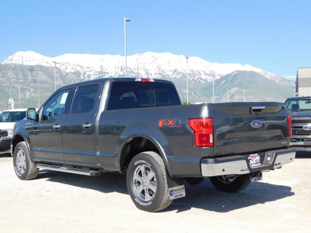 2019 F-150 SuperCrew Cab 4x4,  Pickup #1F90899 - photo 5