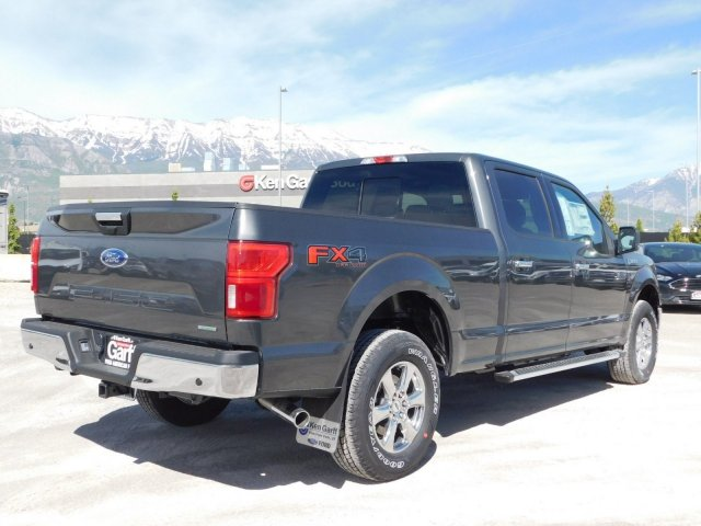 2019 F-150 SuperCrew Cab 4x4,  Pickup #1F90915 - photo 2