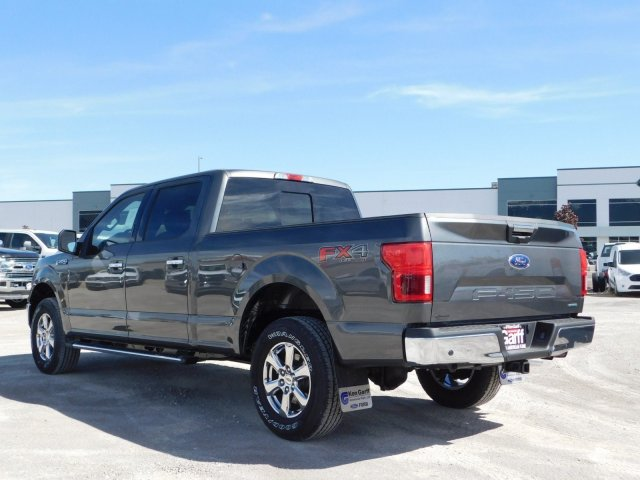 2019 F-150 SuperCrew Cab 4x4,  Pickup #1F90915 - photo 5