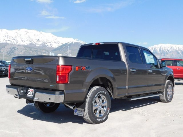 2019 F-150 SuperCrew Cab 4x4,  Pickup #1F90921 - photo 2