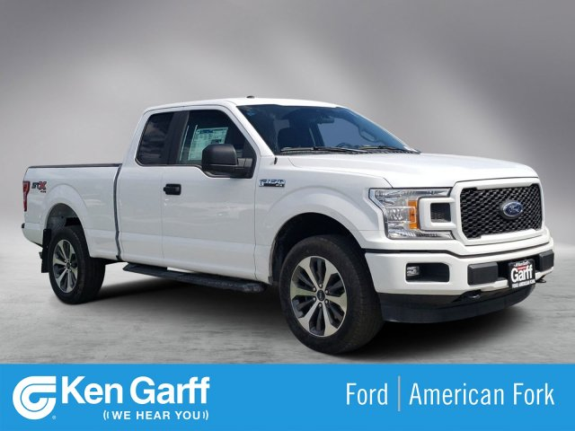 2019 F-150 Super Cab 4x4,  Pickup #1F90922 - photo 1