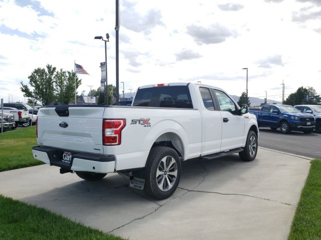 2019 F-150 Super Cab 4x4,  Pickup #1F90922 - photo 2