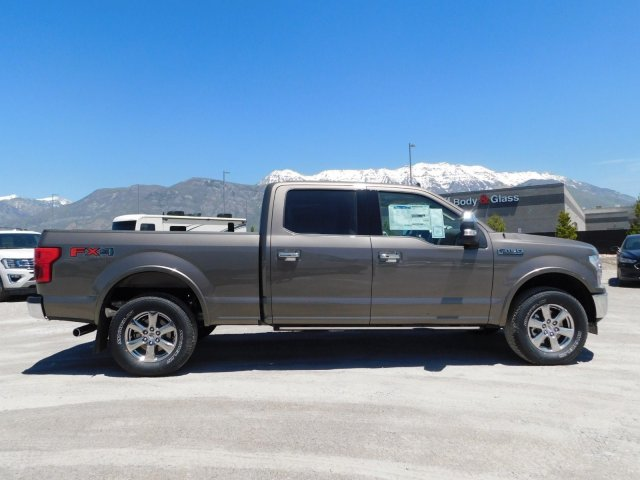 2019 F-150 SuperCrew Cab 4x4, Pickup #1F90943 - photo 3