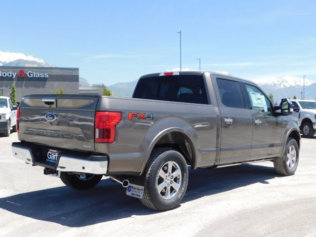 2019 F-150 SuperCrew Cab 4x4, Pickup #1F90943 - photo 2