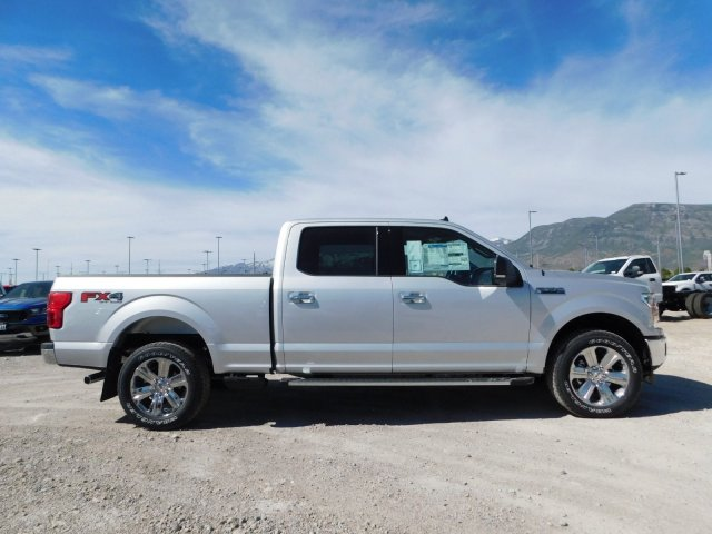 2019 F-150 SuperCrew Cab 4x4,  Pickup #1F90956 - photo 3