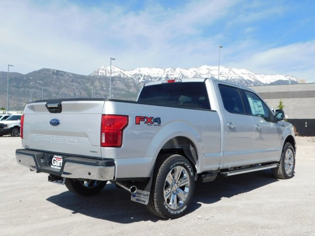 2019 F-150 SuperCrew Cab 4x4,  Pickup #1F90956 - photo 2