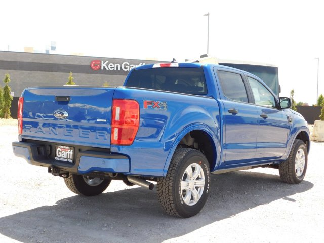 2019 Ranger SuperCrew Cab 4x4,  Pickup #1F90967 - photo 2