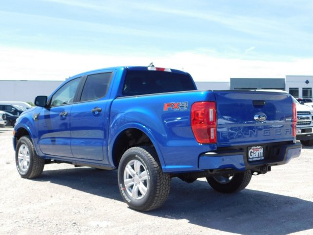2019 Ranger SuperCrew Cab 4x4,  Pickup #1F90967 - photo 5