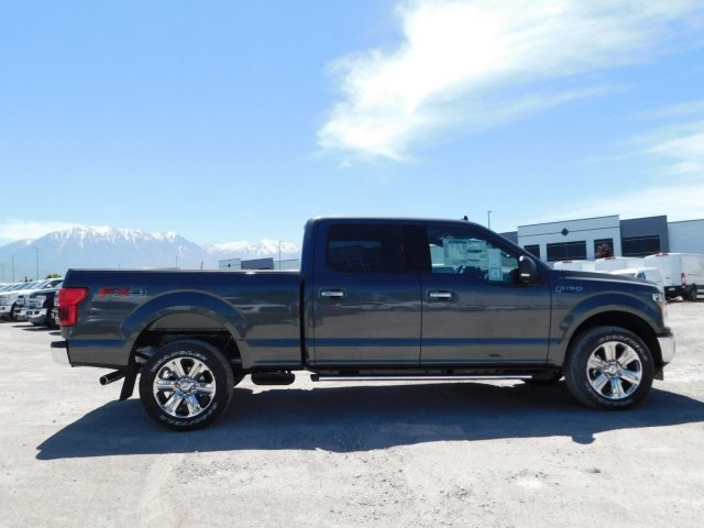 2019 F-150 SuperCrew Cab 4x4,  Pickup #1F90972 - photo 3