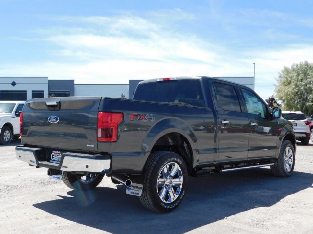 2019 F-150 SuperCrew Cab 4x4,  Pickup #1F90972 - photo 2