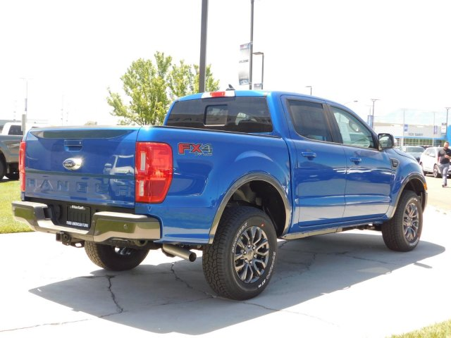 2019 Ranger SuperCrew Cab 4x4, Pickup #1F90974 - photo 2