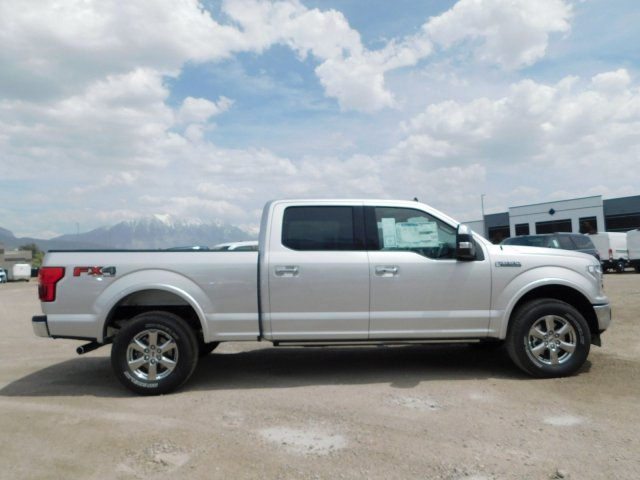 2019 F-150 SuperCrew Cab 4x4,  Pickup #1F90976 - photo 3