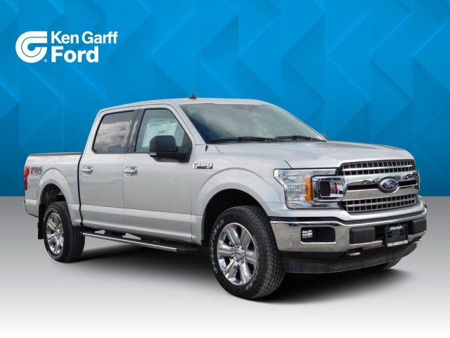 2019 F-150 SuperCrew Cab 4x4, Pickup #1F90988 - photo 1