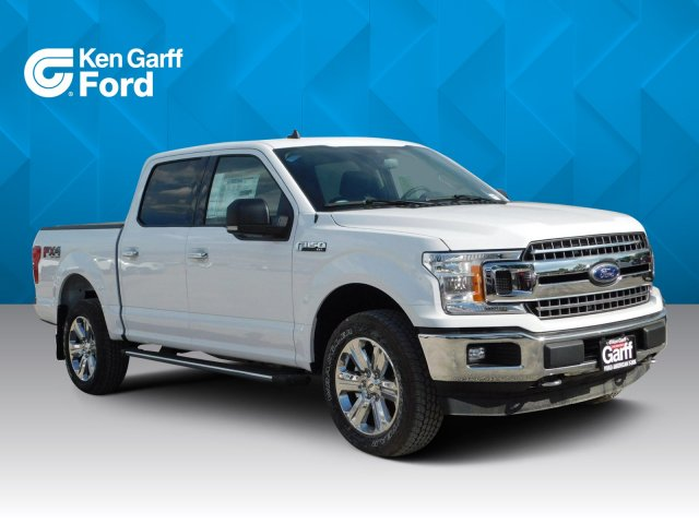2019 F-150 SuperCrew Cab 4x4, Pickup #1F90991 - photo 1