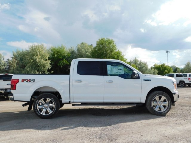 2019 F-150 SuperCrew Cab 4x4,  Pickup #1F90991 - photo 3