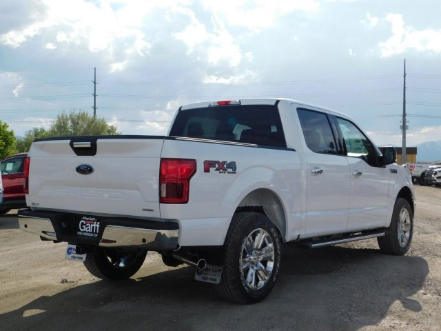 2019 F-150 SuperCrew Cab 4x4, Pickup #1F90991 - photo 2