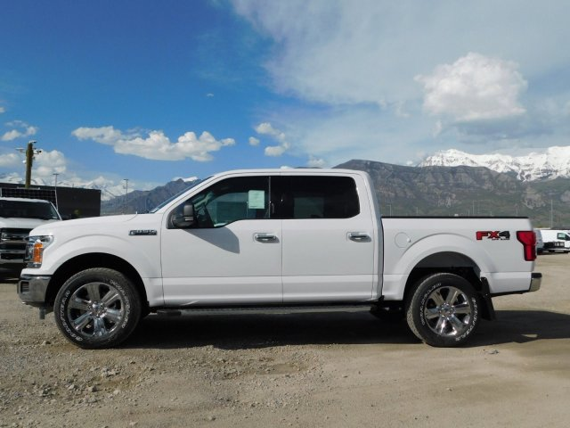 2019 F-150 SuperCrew Cab 4x4, Pickup #1F90991 - photo 6