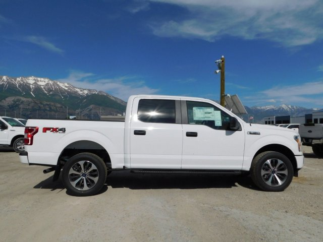 2019 F-150 SuperCrew Cab 4x4,  Pickup #1F91019 - photo 3