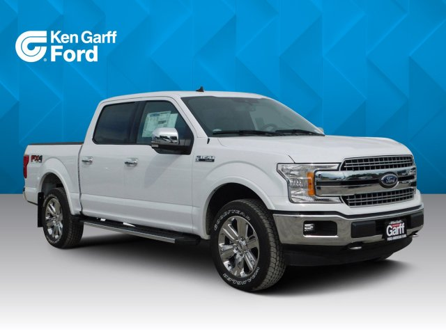 2019 F-150 SuperCrew Cab 4x4,  Pickup #1F91020 - photo 1