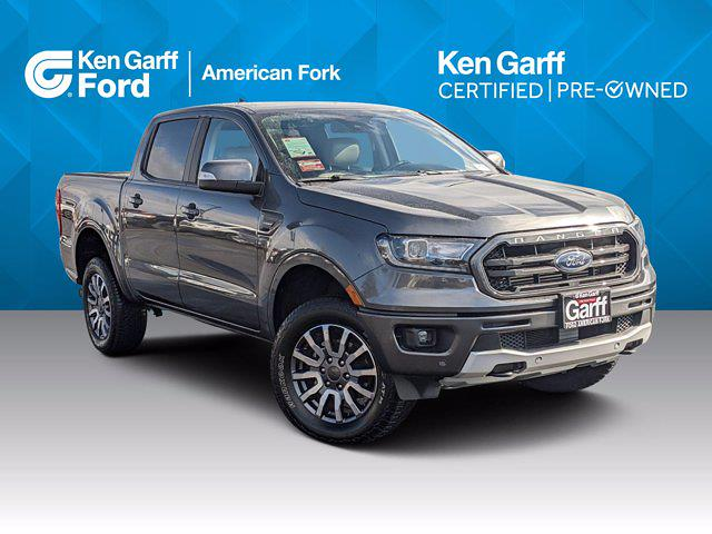 2019 Ranger SuperCrew Cab 4x4,  Pickup #1F91029 - photo 1