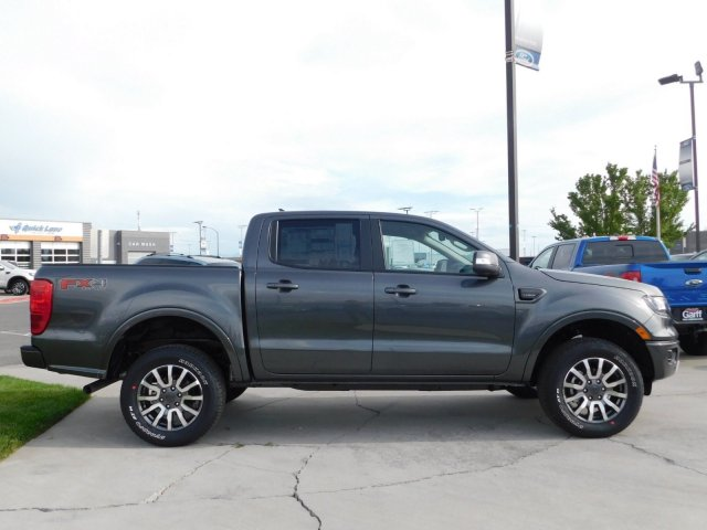 2019 Ranger SuperCrew Cab 4x4,  Pickup #1F91029 - photo 3