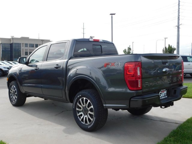 2019 Ranger SuperCrew Cab 4x4, Pickup #1F91029 - photo 5