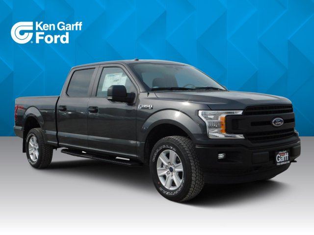 2019 F-150 SuperCrew Cab 4x4, Pickup #1F91032 - photo 1