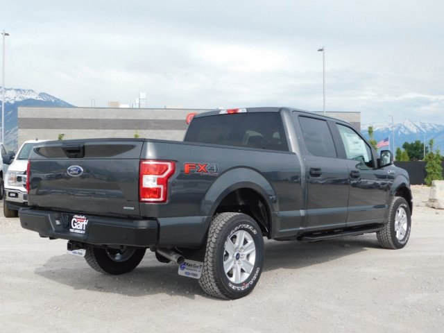2019 F-150 SuperCrew Cab 4x4, Pickup #1F91032 - photo 2